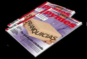 Publicidad revista Pymes