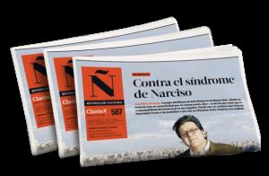 Publicidad Revista Ñ