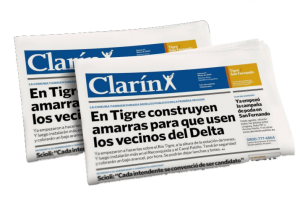 clarin zonales
